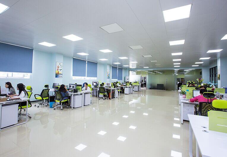 Windbooster office environment1