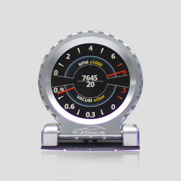 lcd gauges