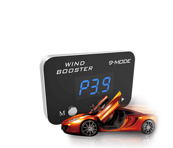 windbooster 9mode